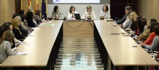 I Foro del Convenio +Directivas con la asociación Directivas de Aragón