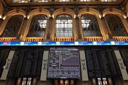 El Ibex 35 cae un 1,3% en la apertura y pierde los 9.200 puntos