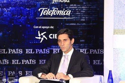 Álvarez-Pallete reitera su compromiso de abonar un dividendo de 0,75 euros por acción en 2016