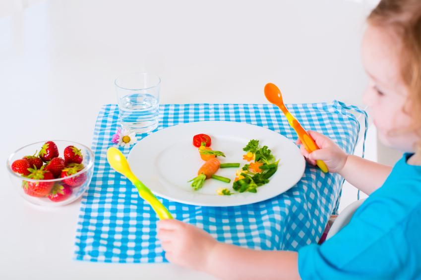 Carencias nutricionales en niños