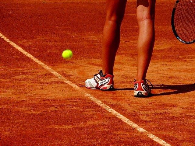 Tenis, raqueta, deporte