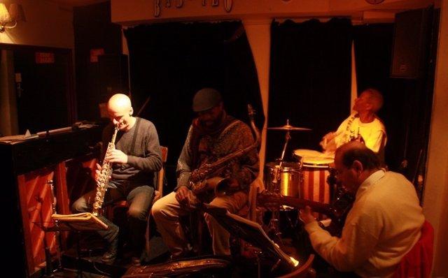 Bossa nova jazzificada em Paris