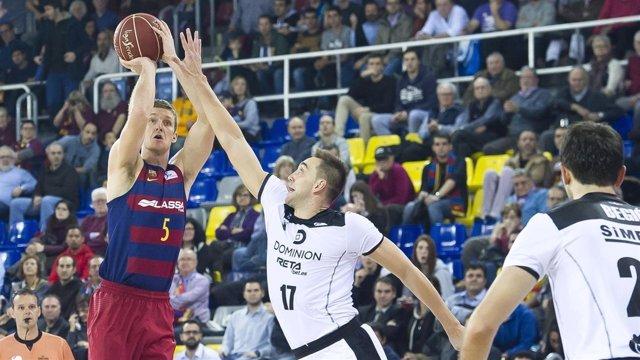 FC Barcelona - Dominion Bilbao Basket