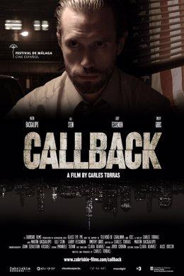 Callback, de Carles Torras, película ganadora del Festival de Cine de Málaga