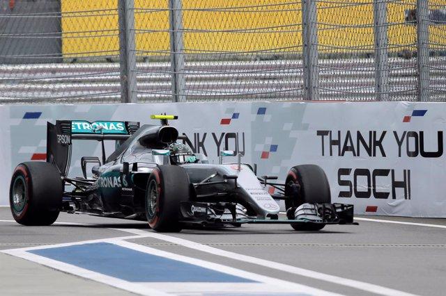 Nico Rosberg Rusia