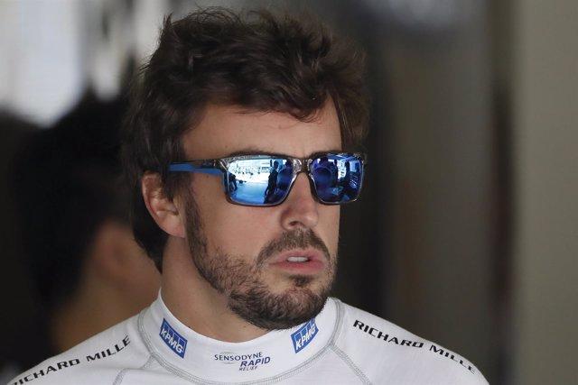 Fernando Alonso China