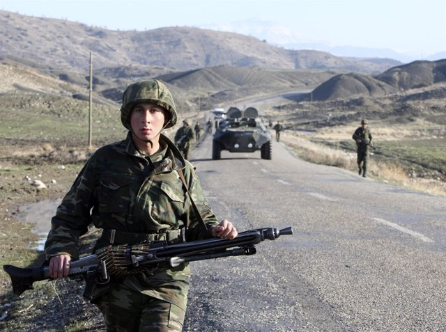Ofensiva militar turca contra los guerrilleros del PKK