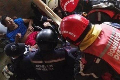Familiares del supuesto rescatado tras 13 días del seísmo en Ecuador niegan que sea cierto