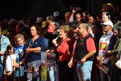 Rousseff anuncia reajustes sociales en un acto en São Paulo
