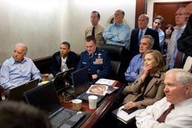 La CIA recrea en Twitter la operación contra Bin Laden cinco años después
