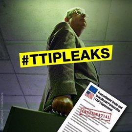 Greenpeace publica documentos de la negociación del TTIP entre la UE y EEUU