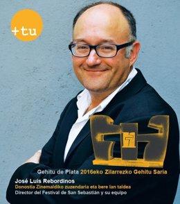 Jose Luis Rebordinos, 2016ko Zilarrezko gehitu