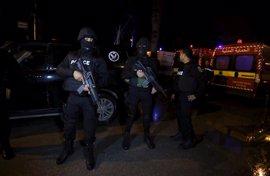 Túnez desmantela una célula terrorista cerca de la frontera con Argelia