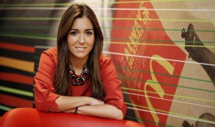 McDonald's nombra a Natalia Echeverría directora de marketing y comunicación en España