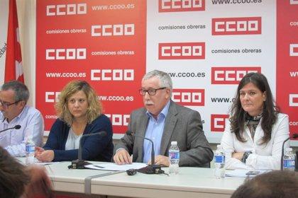 """CC.OO. expresa su """"preocupación"""" por la reforma de las cotizaciones que planea el Gobierno"""
