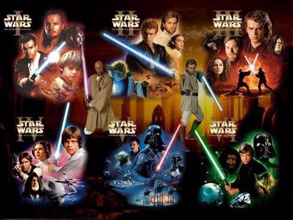 ¿Qué significa el color de los sables láser de Star Wars?