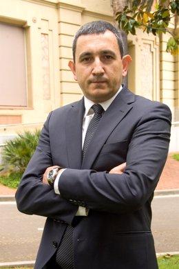 El presidente del Gremio de Talleres de Reparación de Automóviles, Pasqual Moya