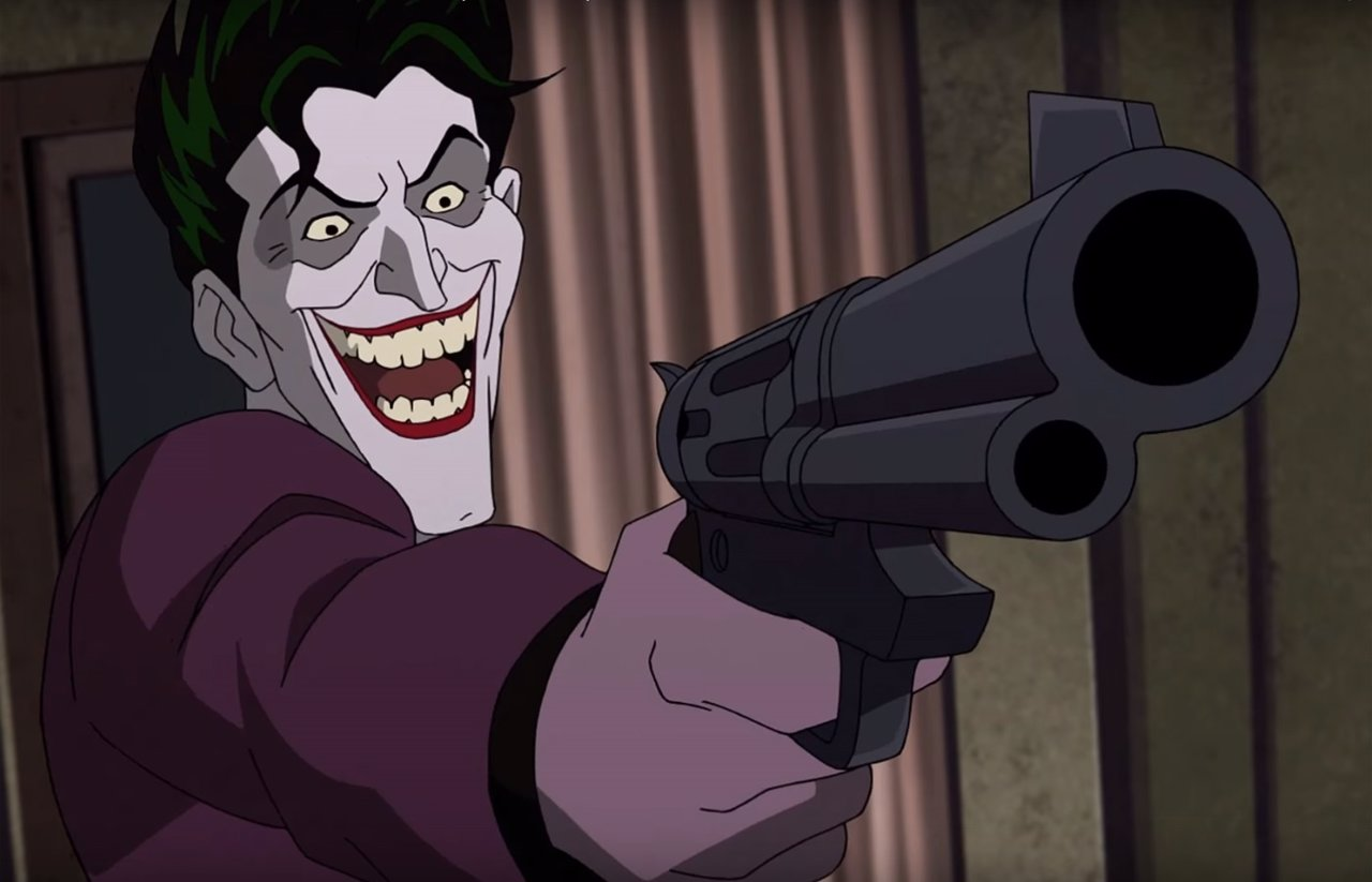 Batman: La Broma Asesina (Batman: The Killing Joke)
