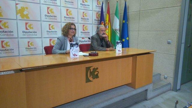 Ruz y Muñoz en rueda de prensa