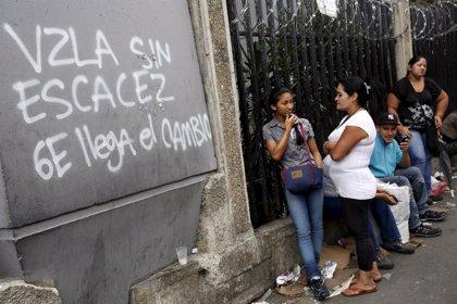 La Eurocámara debatirá el próximo martes la situación de Venezuela