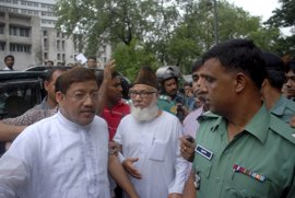 El líder del principal partido islamista bangladeshí será ejecutado por crímenes de guerra