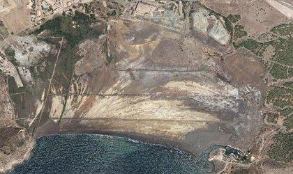Un estudio revela la existencia de residuos en la zona minera de Portmán peligrosos para la salud