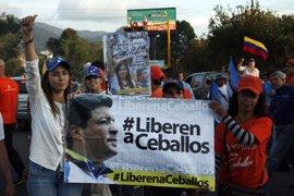 El opositor venezolano Daniel Ceballos recupera sus derechos políticos