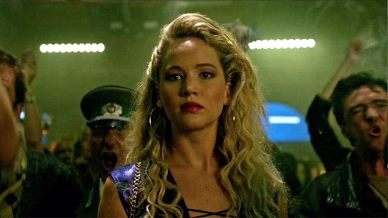Jennifer Lawrence en  X-Men: Apocalipsis (X-Men: Apocalypse)