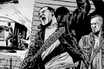 ¿Rebasará la trama de The Walking Dead a los cómics?