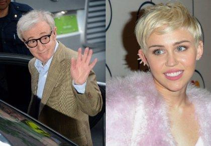 """¿Cuándo se """"enamoró"""" Woody Allen de Miley-Cyrus?"""