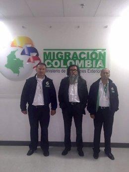 Oficina de Migración de Colombia