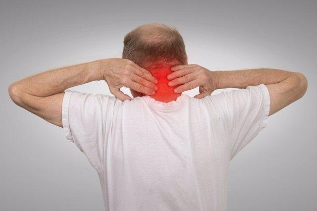 Dolor de espalda, espondilitis anquilosante