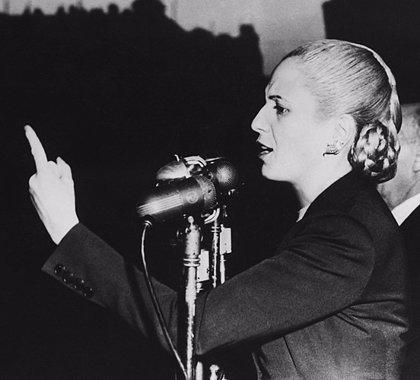 Eva Perón, un referente de movimientos sociales mundiales que perdura en el tiempo