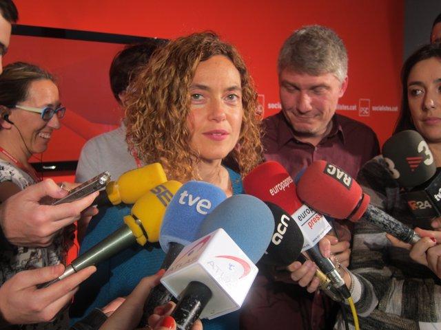 Meritxell Batet (PSOE)
