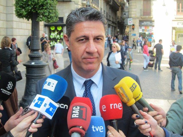 El coordinador general del PP, X.G.Albiol