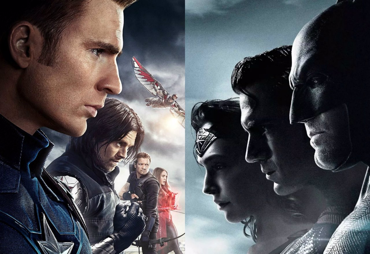Civil War vs Batman v Superman