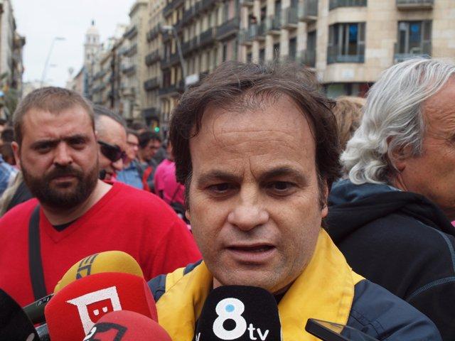 El tercer teniente de alcalde de Barcelona, Jaume Asens