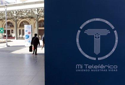 Al menos ocho heridos en el derrumbe de la construcción del teleférico de La Paz