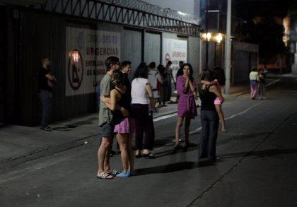 Un terremoto de magnitud 5,9 sacude Oaxaca, en México