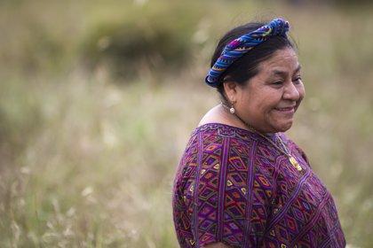 """Rigoberta Menchú: """"Se debe construir una cultura de paz desde el cine y la literatura"""""""