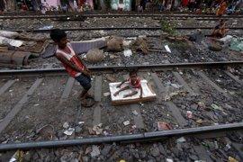 Los niños de la calle de India: atrapados entre el progreso inexorable y el abandono social