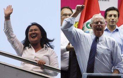 Fujimori consigue una ligera ventaja frente a Kuczynski de cara a la segunda vuelta