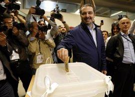 La lista respaldada por el partido de Hariri se impone en las elecciones municipales en Beirut