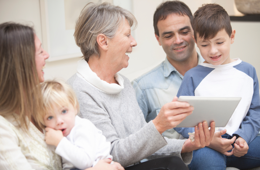 La privacidad de los niños en las redes sociales