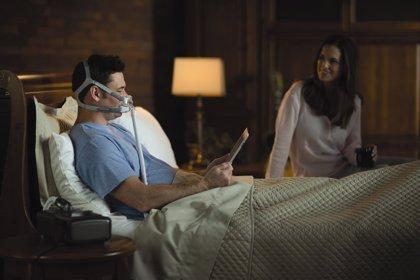 Philips lanza una mascarilla para pacientes con apnea que aumenta el campo de visión