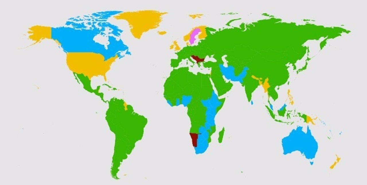 Idiomas más estudiados en el mundo