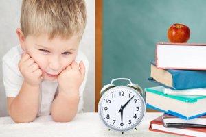 El exceso de deberes tiene consecuencias negativas