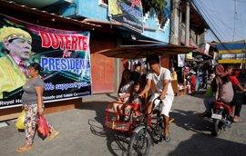 Al menos diez muertos por violencia política durante la jornada electoral en Filipinas