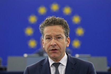 Dijsselbloem aspira a lograr un acuerdo sobre la deuda griega para el próximo 24 de mayo