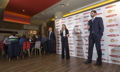 Vips se convierte en proveedor oficial de las selecciones españolas de baloncesto